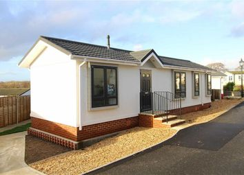Thumbnail 1 bedroom mobile/park home for sale in Westwood Park, Bashley Cross Road, New Milton
