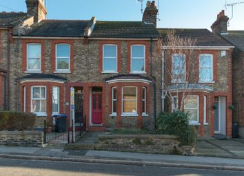 Thumbnail Terraced house for sale in Dumpton Park Road, Ramsgate