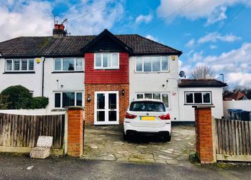 4 bed semi-detached house to rent in Woodstock Road, Coulsdon CR5