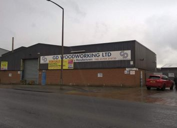 Thumbnail Light industrial for sale in Industrial Building, Woodlands Works, Rotherham