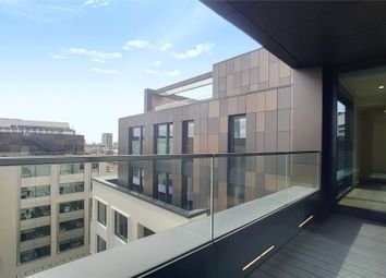 Thumbnail 2 bed flat for sale in Rathbone Square, Rathbone Place, London