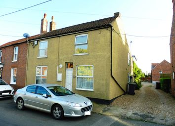 Thumbnail 3 bed end terrace house for sale in Victoria Street, Billinghay, Lincoln