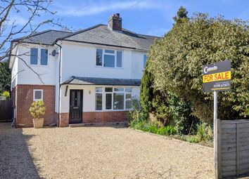 4 bed semi-detached house for sale in Queen Katherine Road, Lymington, Hampshire SO41