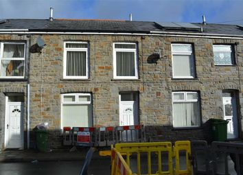 Thumbnail 3 bed terraced house for sale in Penrhiwceiber Road, Mountain Ash, Rhondda Cynon Taf