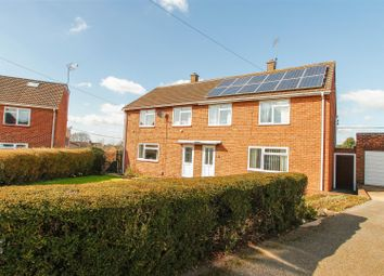 Thumbnail 3 bed semi-detached house for sale in East Dene, Leamington Spa