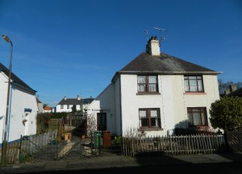 Thumbnail 2 bedroom semi-detached house to rent in Lydgait, Haddington, East Lothian