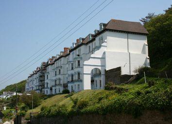 Thumbnail 2 bedroom flat for sale in Kipling Terrace, Westward Ho, Bideford