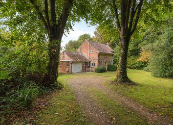Vicarage Lane, Curdridge, Southampton SO32. 3 bed detached house for sale