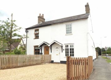 Thumbnail 2 bed semi-detached house for sale in St. Neots Road, Eaton Ford, St. Neots