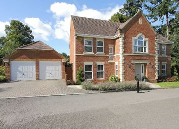 Thumbnail 5 bed detached house for sale in Hamlet Gardens, Enham Alamein, Andover
