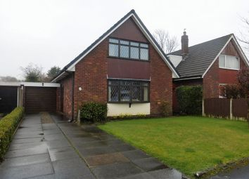 Thumbnail 3 bed detached bungalow for sale in Arundel Road, Longton, Preston