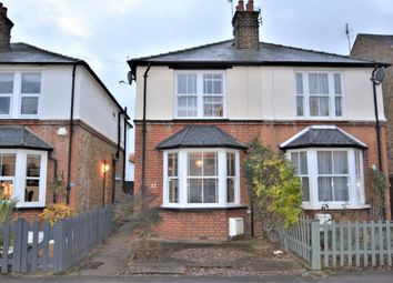 Thumbnail 2 bed semi-detached house for sale in Sunbury Lane, Walton-On-Thames