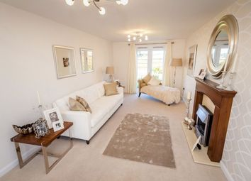 "Thumbnail 4 bed detached house for sale in ""Thornbury"" at Kepple Lane, Garstang, Preston"
