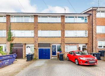 Thumbnail 3 bed town house for sale in Chandlers Way, Hertford