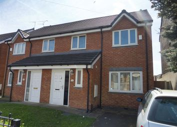Thumbnail 4 bedroom semi-detached house for sale in Edge Grove, Fairfield, Liverpool