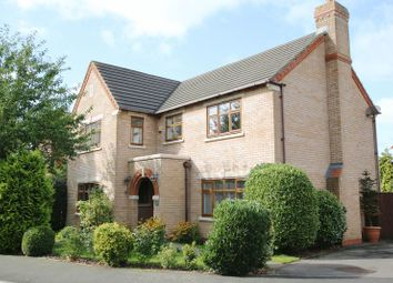 4 bed detached house for sale in Old School Drive, Longton, Preston PR4