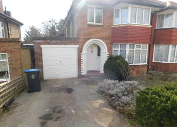 3 bed semi-detached house to rent in Basing Hill, Wembley HA9