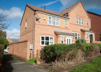 Thumbnail 3 bedroom semi-detached house for sale in Hedging Lane, Wilnecote, Tamworth