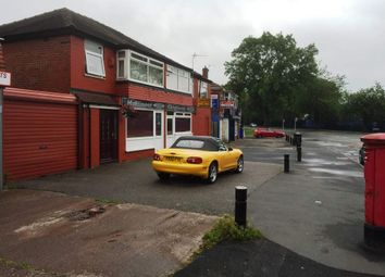 Thumbnail Retail premises for sale in Radcliffe Road, Bury