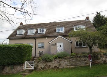Thumbnail 3 bed detached house to rent in Llanfilo, Brecon