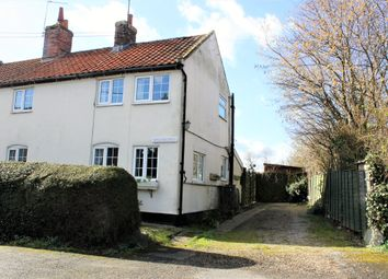 Thumbnail 3 bed semi-detached house for sale in Chapel Road, Blythburgh, Halesworth
