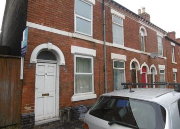 Thumbnail 2 bed property to rent in Upper Boundary Road, Derby