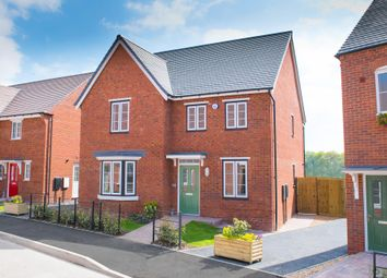 "Thumbnail 4 bed detached house for sale in ""Holden"" at Wedgwood Drive, Barlaston, Stoke-On-Trent"