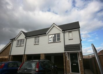 Thumbnail 2 bed property to rent in Spire Way, Wainscott, Rochester