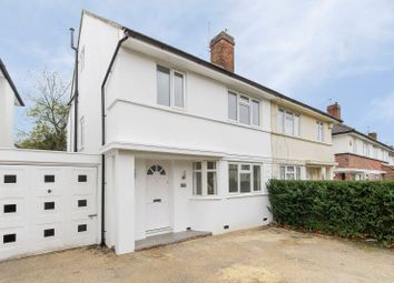 Thumbnail 4 bed semi-detached house for sale in The Grove, Edgware