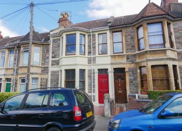 Thumbnail Terraced house for sale in Edward Road, Arnos Vale, Bristol