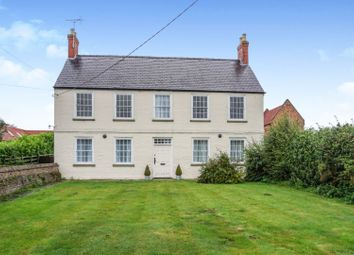 Thumbnail 4 bed detached house for sale in Town Street, Grassthorpe, Newark