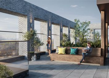 Thumbnail 2 bed flat for sale in Junction House, Battersea, London