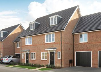 Thumbnail 4 bed terraced house for sale in Verbena Drive, Cresswell Park, Angmering, West Sussex