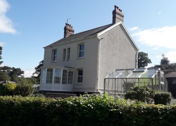 Thumbnail 3 bed equestrian property for sale in Llangadog, Carmarthenshire
