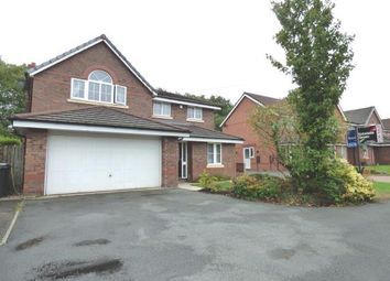 Thumbnail 4 bed detached house for sale in Moorfield Close, Penwortham, Preston, Lancashire