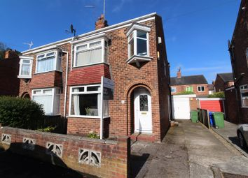 3 bed semi-detached house for sale in Cornwall Street, Cottingham HU16