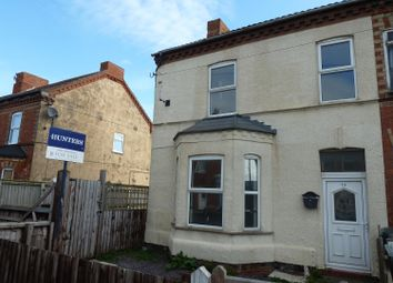 Thumbnail 3 bed end terrace house for sale in Fitzwilliam Street, Mablethorpe, Lincs.
