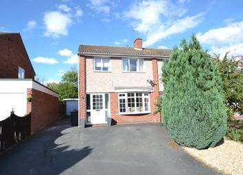 Thumbnail 3 bed semi-detached house for sale in Masons Place, Newport