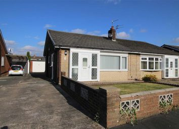 Thumbnail 2 bed semi-detached bungalow for sale in Oban Crescent, Ribbleton, Preston