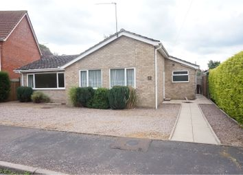 Thumbnail 4 bed detached bungalow for sale in The Lammas, Mundford