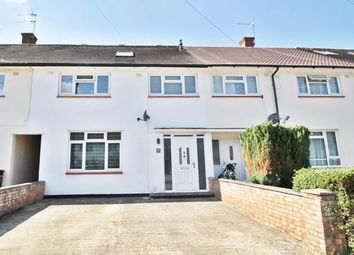 Thumbnail 4 bed terraced house for sale in Croxdale Road, Borehamwood