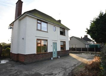 Thumbnail 3 bed detached house for sale in Birkinstyle Lane, Shirland, Alfreton, Derbyshire