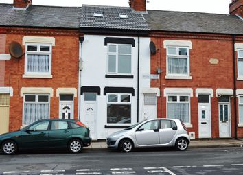 Thumbnail 4 bedroom terraced house for sale in Bruin Street, Leicester