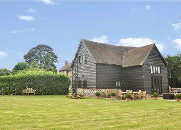 Thumbnail 3 bedroom detached house to rent in Hooks Farm, Henley Road, Marlow, Buckinghamshire