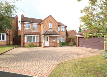 Thumbnail 4 bed detached house for sale in Hatchellwood View, Bessacarr, Doncaster