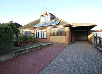 Thumbnail 3 bed semi-detached bungalow for sale in Moorside Road, Werrington