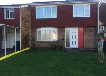 Thumbnail 4 bed detached house to rent in Europa Avenue, West Bromwich