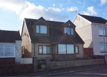 Thumbnail 4 bed detached house to rent in Mynydd Garnllwyd Road, Morriston