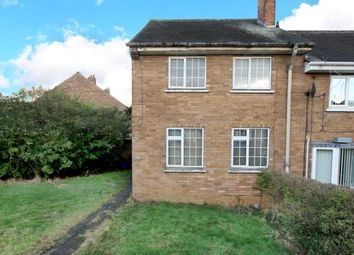 Thumbnail 3 bed end terrace house for sale in Robinets Road, Rotherham