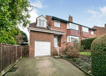 Thumbnail 4 bed semi-detached house for sale in Lambton Avenue, Whickham, Newcastle Upon Tyne
